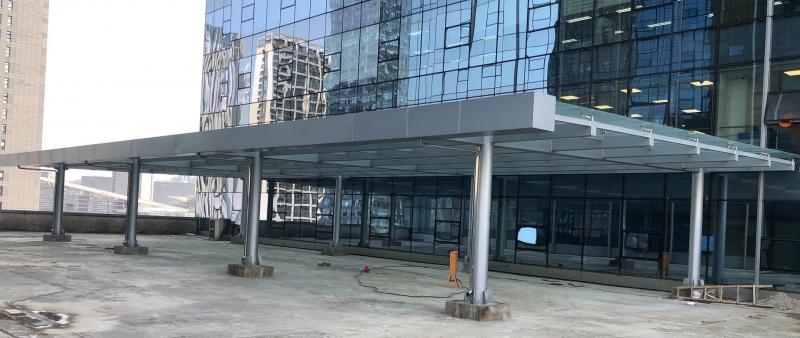 钢结构玻璃房